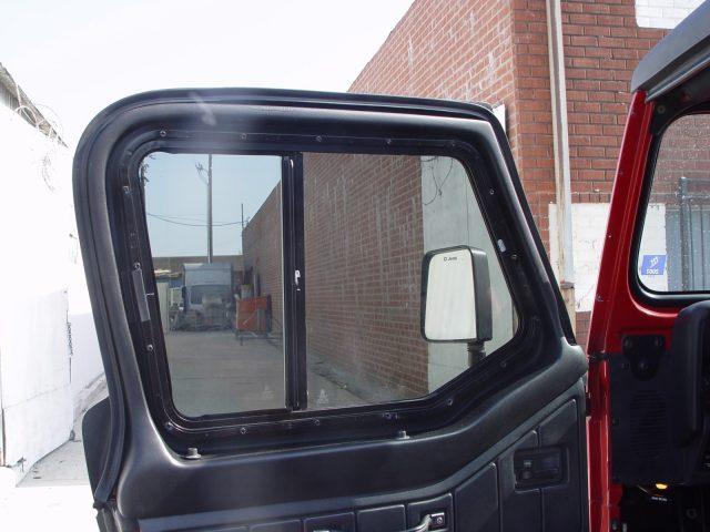 Yj Doors Amp 1301 4wd 17 1987 Jeep Yj Wrangler Half Doors