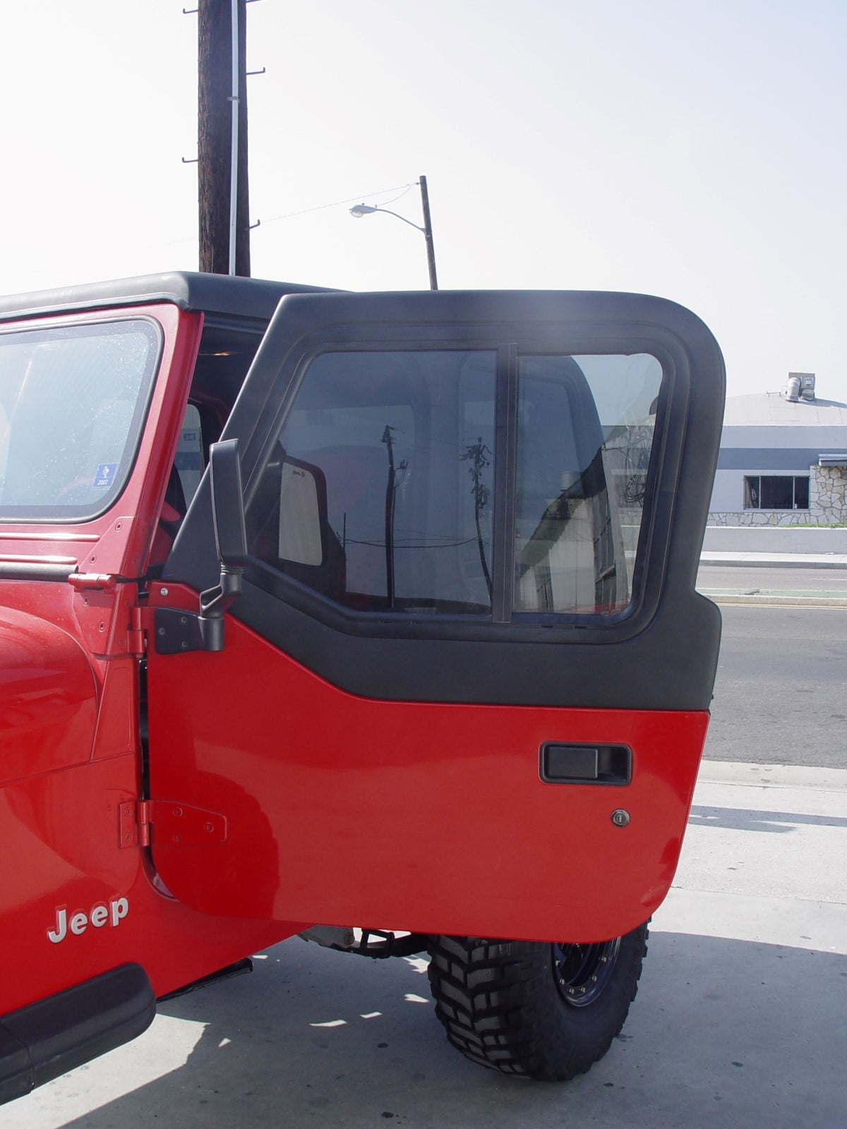 Jeep Half Doors are Available for All Hard or Soft Top Convertible Jeep Models & Jeep Half Doors are Available for All Hard or Soft Top Convertible ...