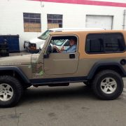 Hardtop Depot Quality Hardtop For Jeep Wrangler Unlimited
