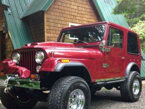 Jeep Wrangler Hardtop Parts