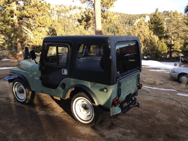 & Hardtop Depot Quality Hardtop for Jeep Wrangler TJ (1997-2006)