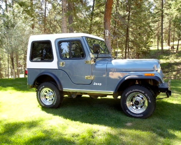 Hardtop Depot Quality Hardtop And Full Doors For Jeep Cj5