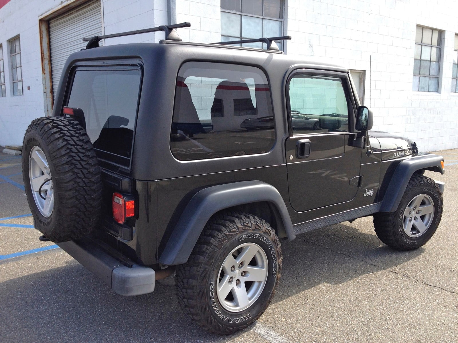 Wrangler Hard Top >> 1 Piece Removable Hardtop For Jeep Wrangler Tj 1997 2006