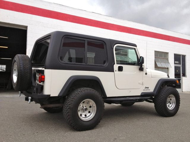 Hardtop Depot Quality Hardtop For Jeep Wrangler Unlimited