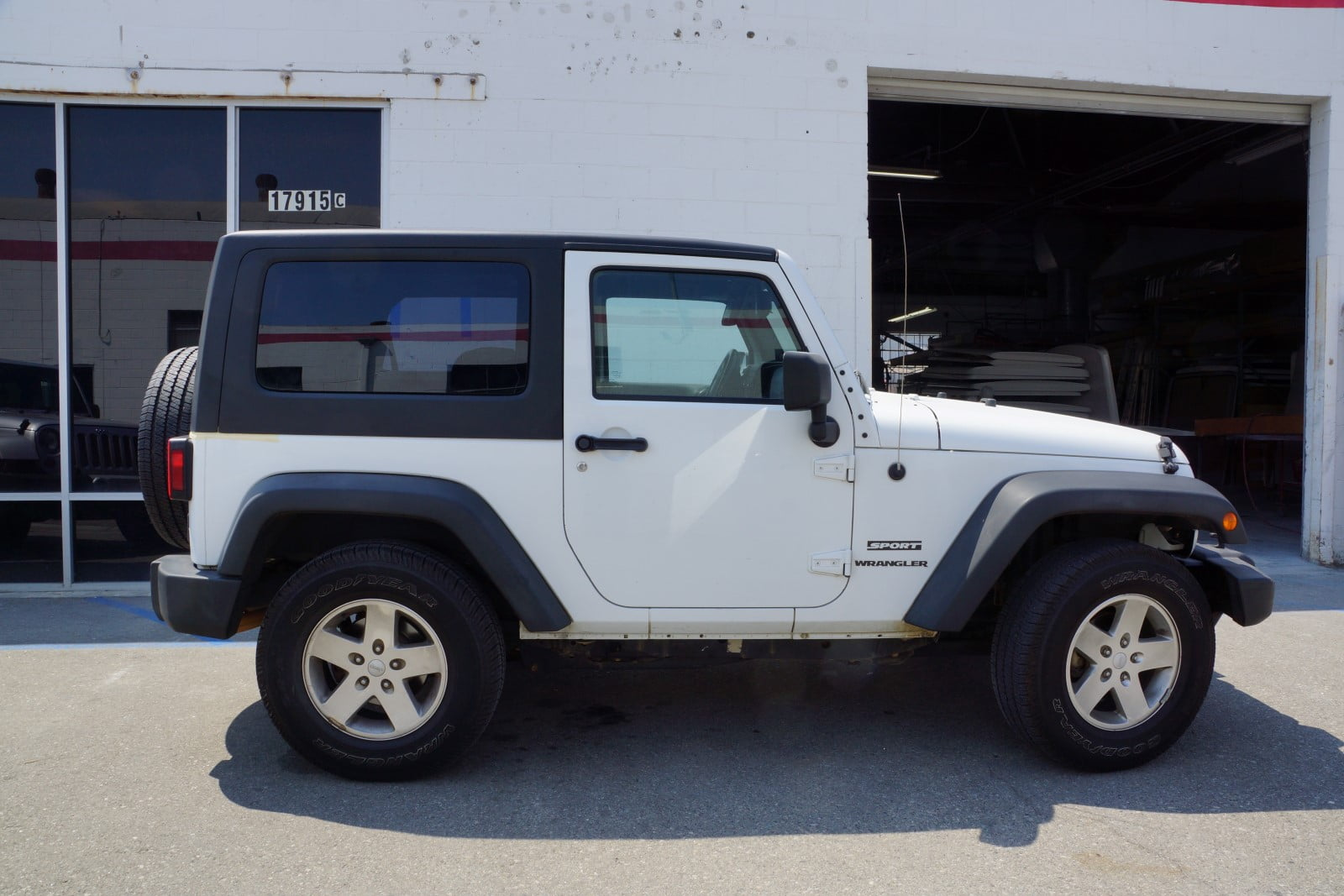 Hardtop Depot Quality Hardtop For Jeep Wrangler Jk 2 Door