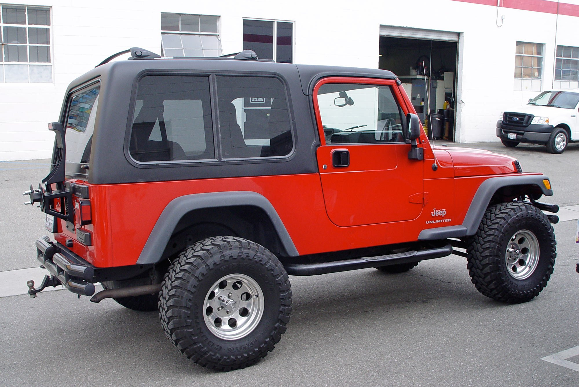 Hardtop Depot Quality For Jeep Wrangler Yj 1986 1995 1988 Hard Top Gallery