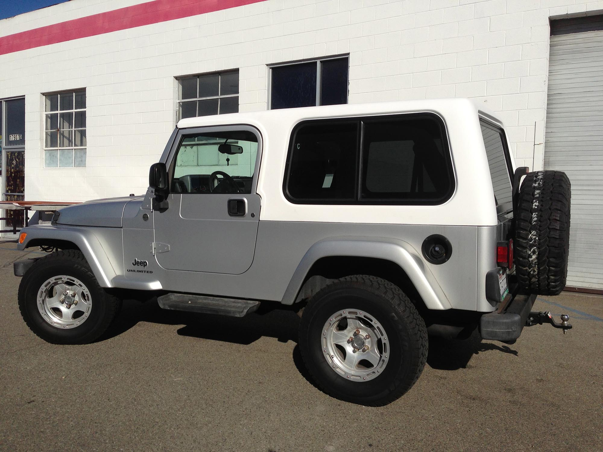 Jeep Hardtop Manufacturer for Brand New Hardtops and Top